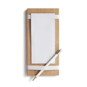 Side by Side - Holder for Notepads, white