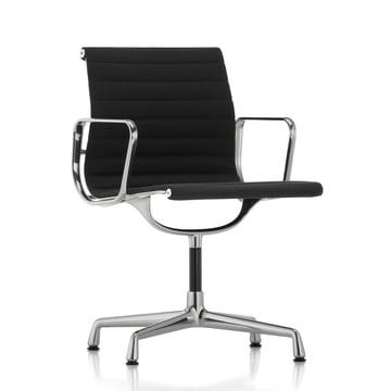 Vitra - EA 103 Office Chair polished, Hopsak, nero