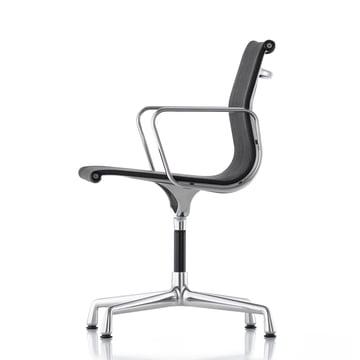 Vitra - EA 104 Office Chair, Hopsak, nero