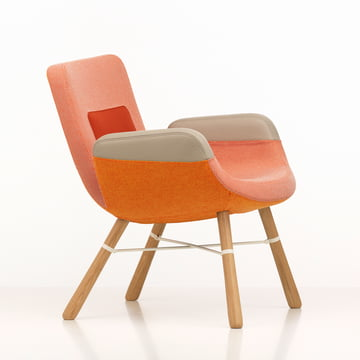 Vitra - East River Chair, orange