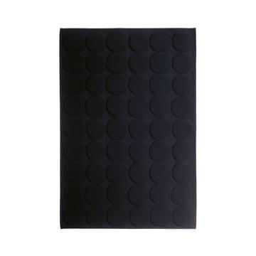 Marimekko - Pienet Kivet Bath Mat, black