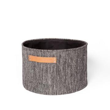 Design House Stockholm - Björk Homebag, Ø 45 cm, dark grey