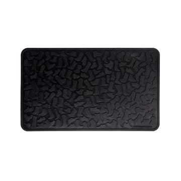 tica copenhagen - Doormat 45 x 75 cm, black
