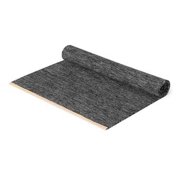 Design House Stockholm - Björk rug, dark grey, 70 x 130 cm