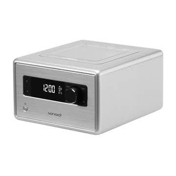 Sonoro - RADIO, silver