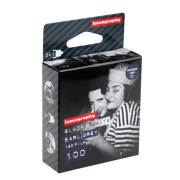 Lomography - 120 Earl Grey Negative Film - package
