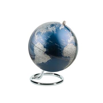 emform - Mini Globe, blue
