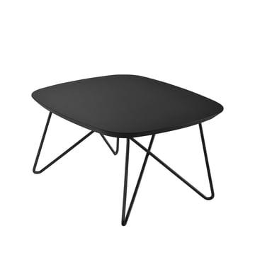 Zanotta - Ink side table, 60 x 60 cm, black