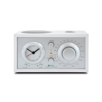 Tivoli Audio - Model Three BT Clock Radio, white / silver