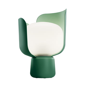 FontanaArte - Blom Table Lamp, green