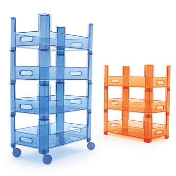 Magis Me Too - Tuttifrutti Boxes, stacked