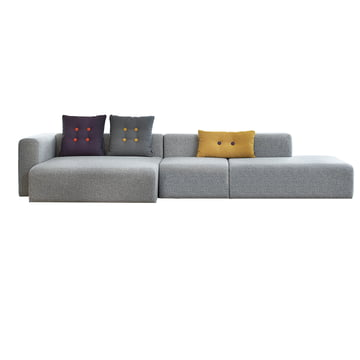 Hay - Mags couch and dot cushions