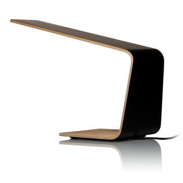 Led 1 table lamp by Tunto in black