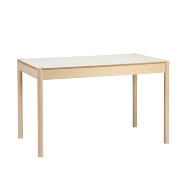 Hay - C44 Table, 120 x 70 cm, soaped beech