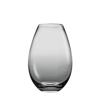 Holmegaard - Cocoon Vase - size: 170 mm, smoke