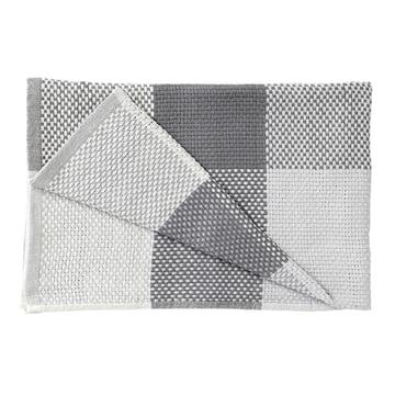 Muuto - Loom Throw, grey, folded