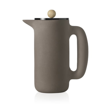 Muuto - Push Coffee Maker, stone grey
