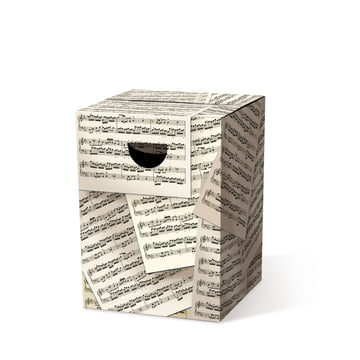 Remember - The Ingenious Cardboard Stool, Allegro
