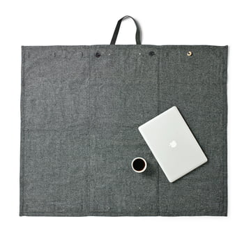 Menu - Picnic Tote 100 x 120 cm, dark grey