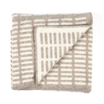Artek - Siena Blanket, natural / white