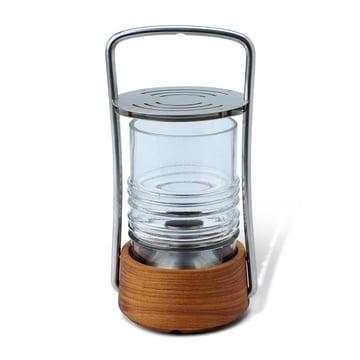 Skagerak - Bollard Oil Lamp, teak
