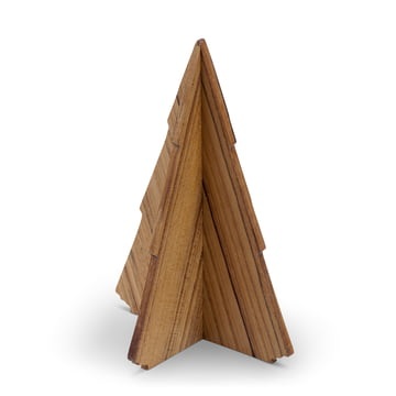 Skagerak - Spruce Tree, 17 cm, teak