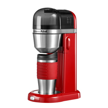 "KitchenAid - Coffee Machine ""To Go"", empire red"