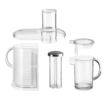 KitchenAid - Artisan Centrifugal Juice Extractor, components