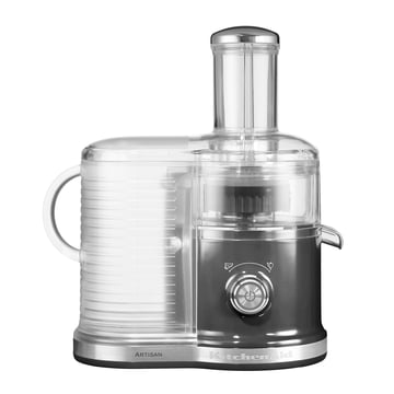 KitchenAid - Artisan Centrifugal Juicer, Medallion Silver