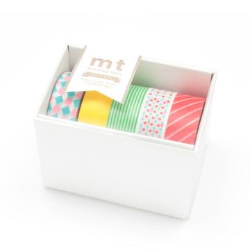 Masking tape - mt Gift Box Pop (Set of 5)