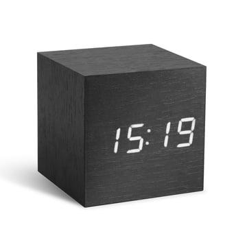 Gingko - Cube, black / LED white