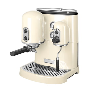 KitchenAid - Artisan espresso machine, almond cream