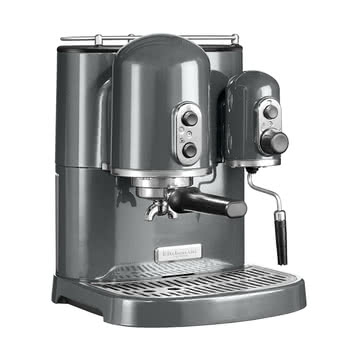 KitchenAid - Artisan espresso machine, anthracite