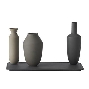 Muuto - Balance Vase (3 Vasen-Set), Nature