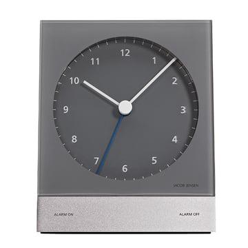 Jacob Jensen - Radio-Controlled Alarm Clock, front