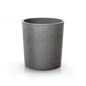 urbanature - spicepot 13, concrete grey