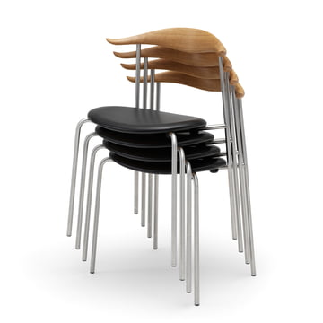 Carl Hansen - CH88P Chair, stackable