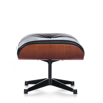 Vitra Ottoman made from Cherry Wood