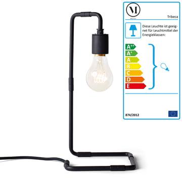Menu - Reade Table Lamp, black