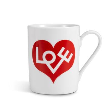 Vitra - Coffee Mug, Love Heart red