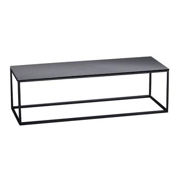 Hans Hansen - Less H 17 Media Bench, black