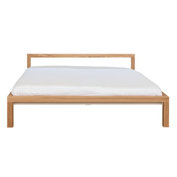 Hans Hansen Pure Bed - frontal