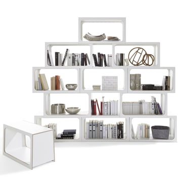 Müller Möbelwerkstätten - Boxit stapable Shelf Module, large