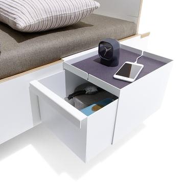Müller Möbelwerkstätten - Add-On-Element No. 5 drawer, installed