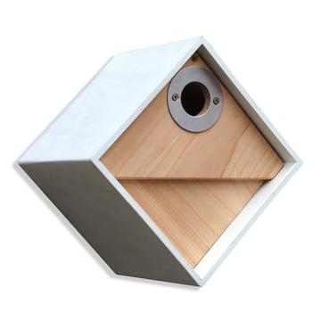 Wildlife World - Urban Bird Nestbox, Diamond free