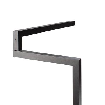 Objekten - Swing Table Lamp, black