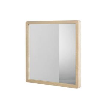 Artek - Mirror 192B, natural birch / natural lacquered