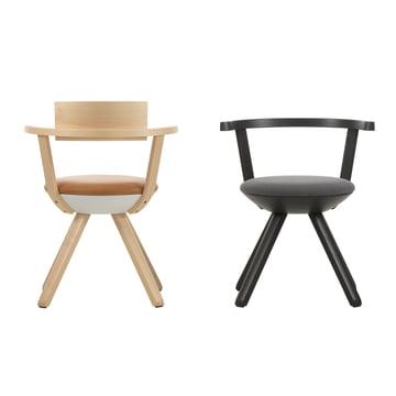 Artek - Rival Chair, KG 001 / KG 002