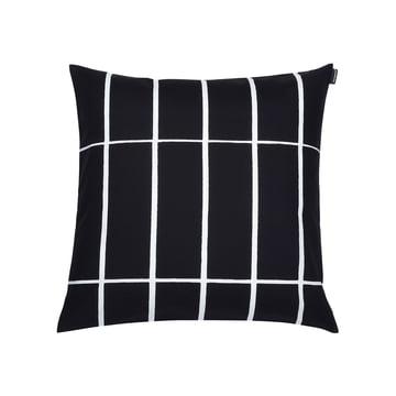 Marimekko - Tiiliskivi Pillowcase 50 x 50 cm, black / white