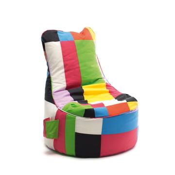 Sitting Bull - Chill Seat Mini, patchwork